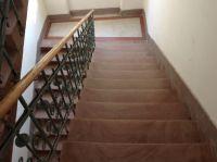 Treppenhaus-Sandstein-arbeit